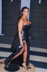 ASHLEY GRAHAM at 2018 Vanity Fair Oscar Party in Beverly Hills 03/04/2018