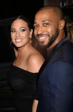 ASHLEY GRAHAM at WME Talent Agency Party in Los Angeles 03/02/2018