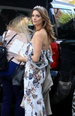 ASHLEY GREENE Out in Los Angeles 03/03/2018