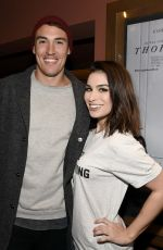 ASHLEY IACONETTI at Thoroughbreds Special Screening in Los Angeles 02/28/2018