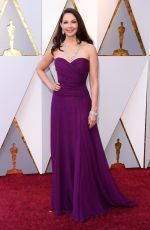 ASHLEY JUDD at 90th Annual Academy Awards in Hollywood 03/04/2018