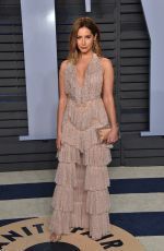 ASHLEY TISDALE at 2018 Vanity Fair Oscar Party in Beverly Hills 03/04/2018