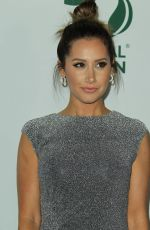 ASHLEY TISDALE at Global Green Pre-Oscars Party in Los Angeles 02/28/2018