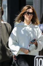 ASHLEY TISDALE Out and About in Studio City 03/27/2018