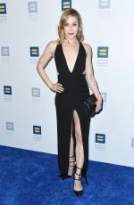 ASHLEY WAGNER at Human Rights Campaign 2018 Los Angeles Gala Dinner 03/10/2018