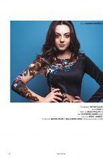 AVA ALLAN in Bello Magazine, March 2018