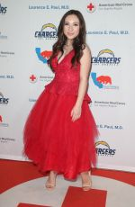AVA CANTRELL at Red Cross Los Angeles 2nd Annual Humanitarian Awards 03/09/2018