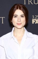 AYA CASH at FX All-star Party in New York 03/15/2018