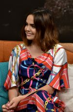 BAILEE MADISON at Despierta America Show in Miami 03/01/2018