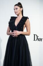 BELLA HADID at Dior, the Art of Color