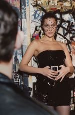 BELLA HADID for Alexandre Vauthier Ready-to-wear Fall 2018 Lookbook