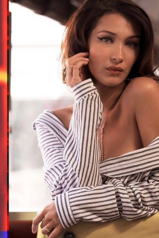 BELLA HADID for Penshoppe Spring/Summer 2018 Campaign