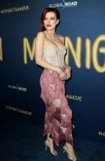 BELLA THORNE at Midnight Sun Premiere in Hollywood 03/15/2018