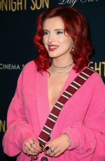 BELLA THORNE at Midnight Sun Premiere in New York 03/22/2018