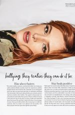BELLA THORNE in Shape Magazine, April 2018 Issue