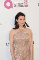 BELLAMY YOUNG at Elton John Aids Foundation Academy Awards Viewing Party in Los Angeles 03/04/2018