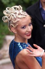 Best from the Past - CHRISTINA AGUILERA at World Music Awards, 05/02/2001