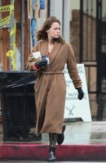 BETHANY JOY LENZ Out and About in Los Angeles 03/02/2018