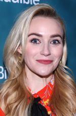 BETSY WOLFE at Harry Clarke Opening Night in New York 03/18/2018