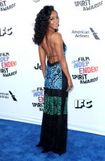 BETTY GABRIEL at 2018 Film Independent Spirit Awards in Los Angeles 03/03/2018