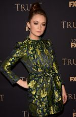 BILLIE LOURD at FX All-star Party in New York 03/15/2018