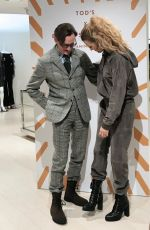 BLAKE LIVELY at Barneys New York Launch of Tod