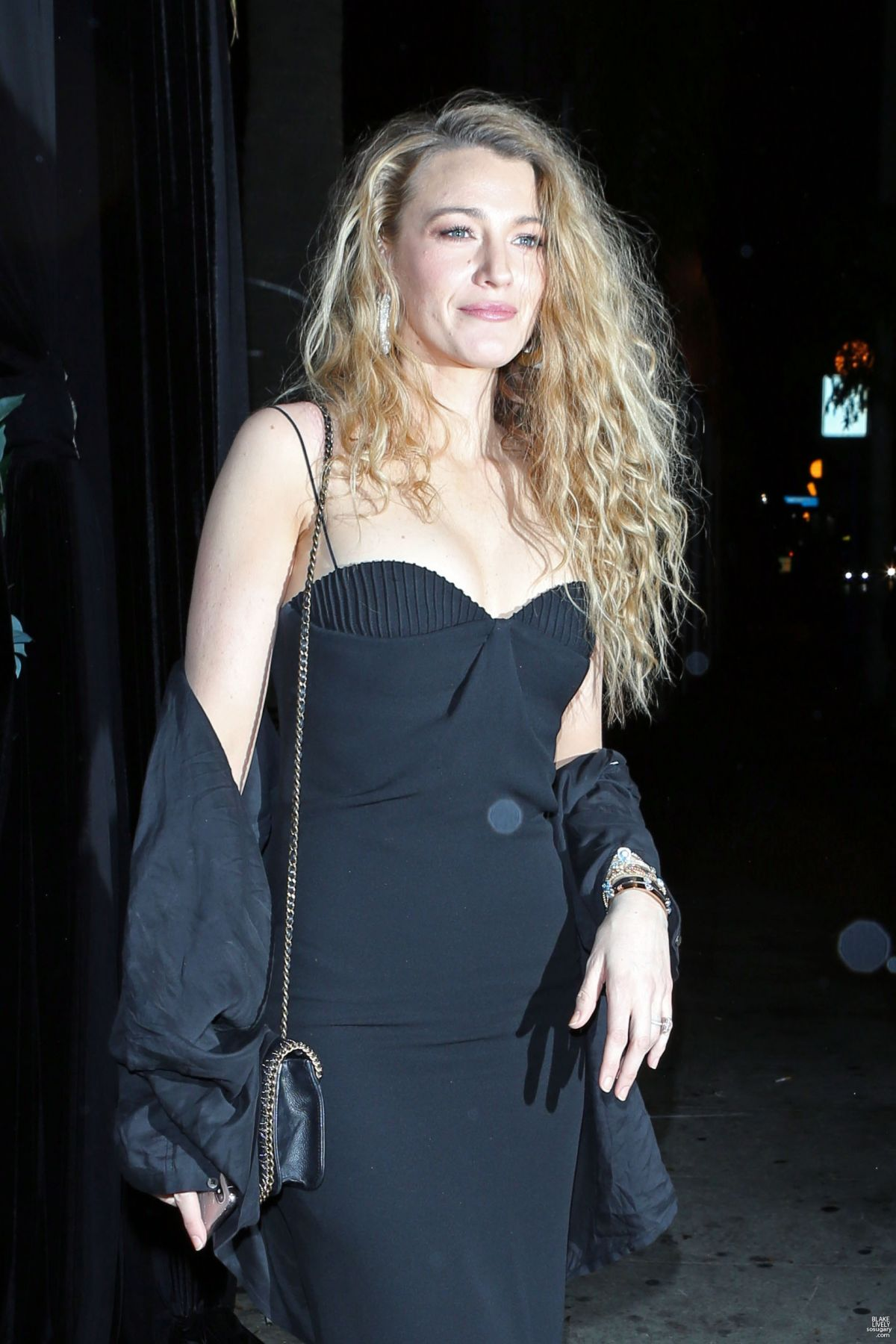 BLAKE LIVELY Leaves Delilah Nightclub in West Hollywood 03 ...