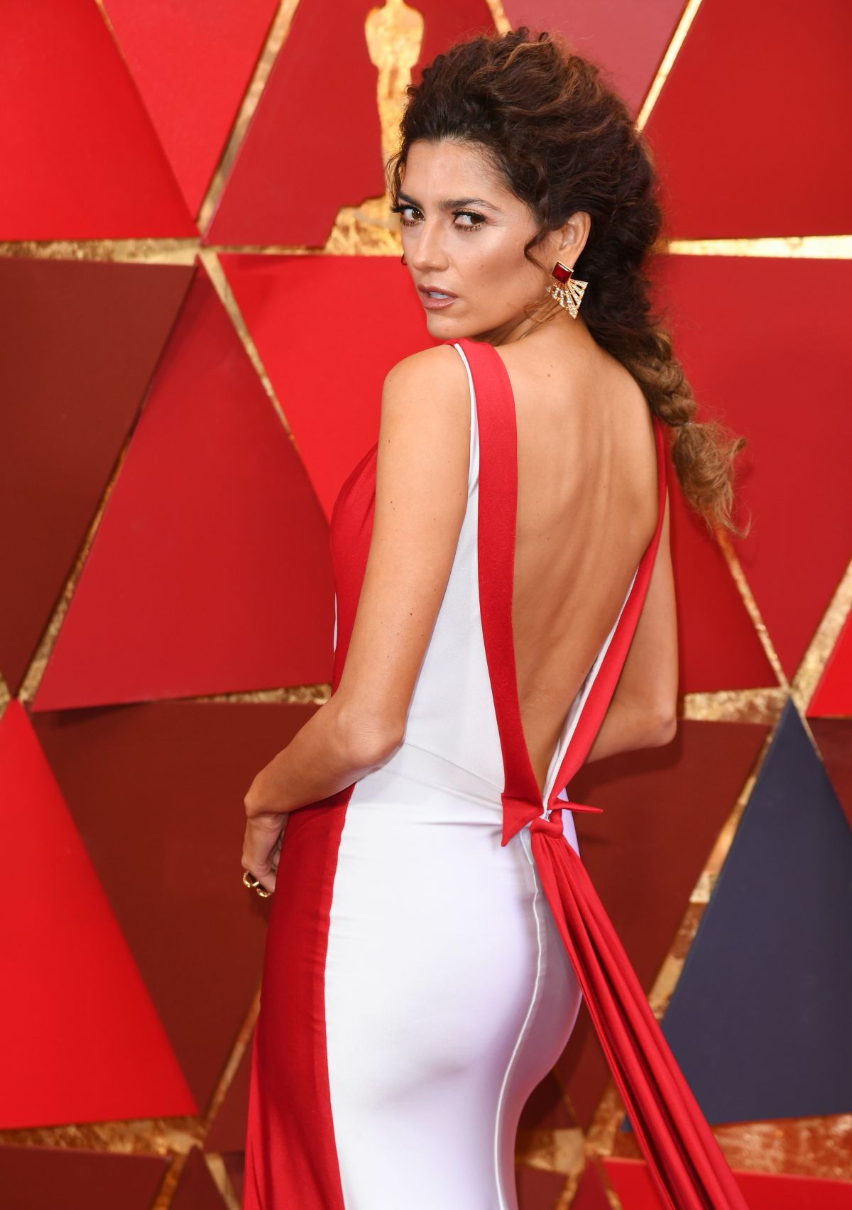 Blanca Blanco At Th Annual Academy Awards In Hollywood