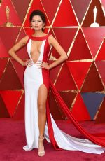 BLANCA BLANCO at 90th Annual Academy Awards in Hollywood 03/04/2018