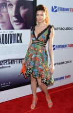 BLANCA BLANCO at Chappaquiddick Premiere in Los Angeles 03/28/2018