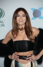 BLANCA BLANCO at Global Green Pre-Oscars Party in Los Angeles 02/28/2018