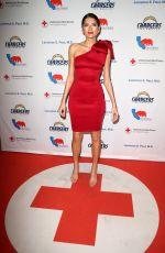 BLANCA BLANCO at Red Cross Los Angeles 2nd Annual Humanitarian Awards 03/09/2018