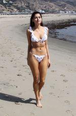 BLANCA BLANCO in Bikini at a Beach in Malibu 03/08/2018