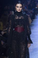 BLANCA PADILLA at Elie Saab Runaway Show at PFW in Paris 03/03/2018