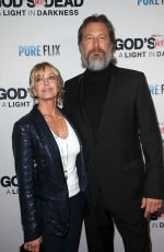 BO DEREK at God's Not Dead: A Light in Darkness Premiere in Los Angeles 03/20/2018