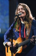 BRANDI CARLILE Performs The Joke at Late Show with Stephen Colbert 03/14/2018