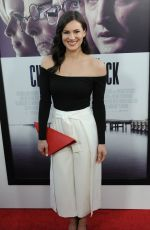 BRIANA LANE at Chappaquiddick Premiere in Los Angeles 03/28/2018