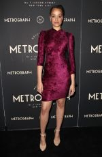 BRITNE OLDFORD at Metrograph 2nd Anniversary Party in New York 03/22/2018