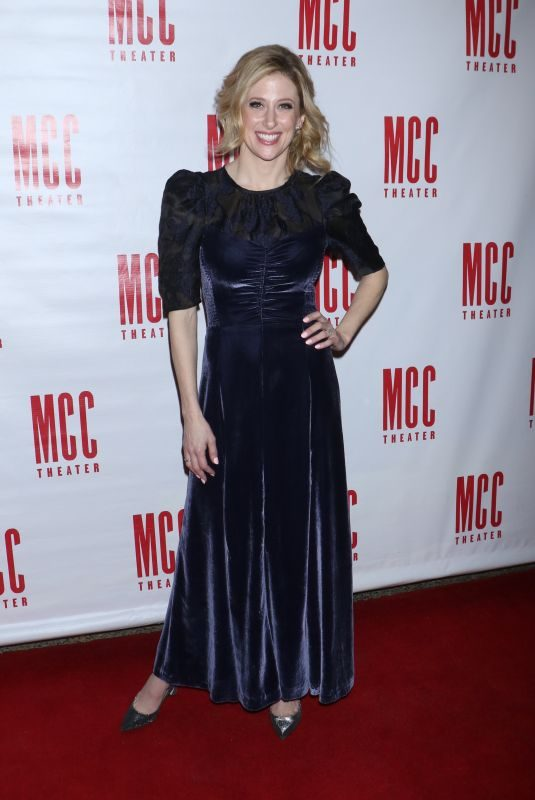 CAISSIE LEVY at MCC Theater's Miscast Gala in New York 03/26/2018