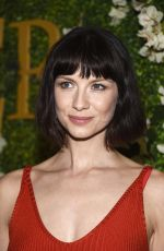 CAITRIONA BALFE at Outlander Panel and Special Screening in Hollywood 03/18/2018