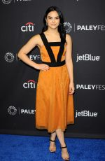 CAMILA MENDES at Riverdale Panel at Paleyfest in Los Angeles 03/25/2018