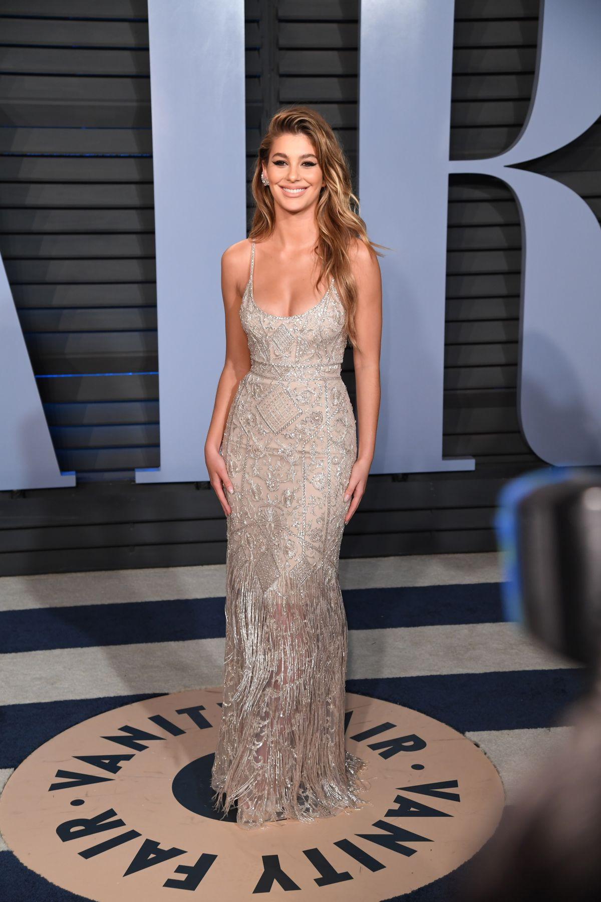 CAMILA MORRONE at 2018 Vanity Fair Oscar Party in Beverly Hills 03 ...