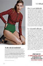 CAMILA MORRONE in Gioia Magazine, April 2018 Issue