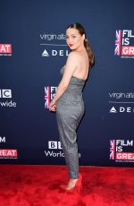 CAMILLA LUDDINGTON at Film is Great Reception to Honor British Nominee in Los Angeles 03/02/2018