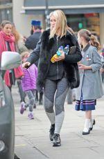 CAPRICE BOURRET Out and About in London 03/15/2018