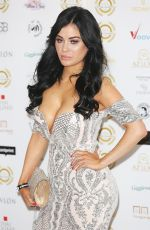 CARLA HOWE at 2018 National Film Awards in London 03/28/2018