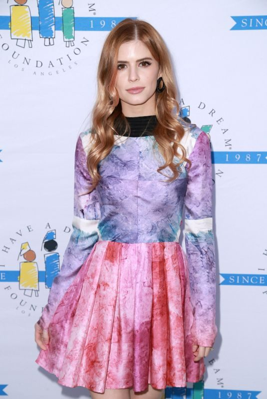 CARLSON YOUNG at I Have a Dream Foundation's 5th Annual Los Angeles Dreamer Dinner 03/18/2018