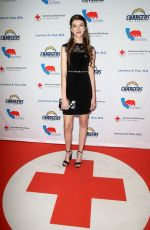 CASEY BURKE at Red Cross Los Angeles 2nd Annual Humanitarian Awards 03/09/2018