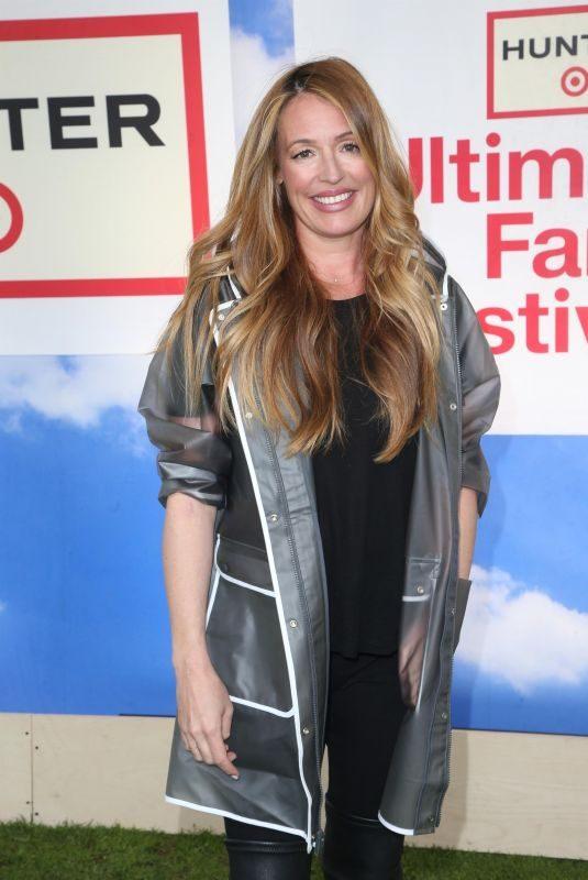 CAT DEELEY at Hunter for Target Ultimate Family Festival in Pasadena 03/25/2018