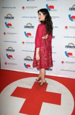 CELESTE THORSON at Red Cross Los Angeles 2nd Annual Humanitarian Awards 03/09/2018